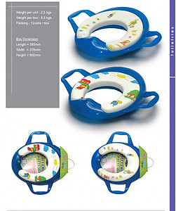My Dear Potty Seat With Handle - 37042