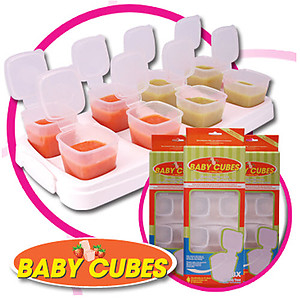Petite Creations Baby Cubes ( 40ml/1oz x 8pcs)