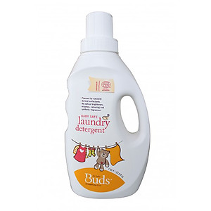 Buds Baby Safe Laundry Detergent 1000ml