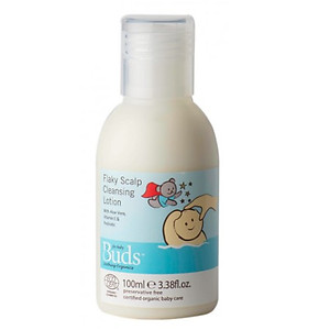 Buds Organics Cradle Cap Cleansing Lotion 100ml (Flaky Scalp Cleansing Lotion)