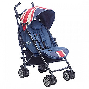 EasyWalker MINI Buggy VINTAGE Union Jack 2016 (Limited Edition)