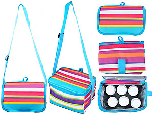 Autumnz Fun Foldaway Cooler Bag