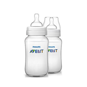 Philips Avent Classic Plus Bottle 330ml/11oz (2pc)