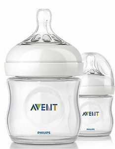 Philips Avent Natural Bottle 125ml/4oz (2pcs)