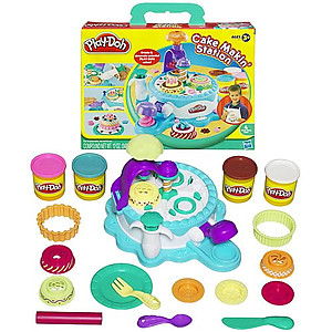 Play-Doh Sweet Cafe Cake Makin' Station