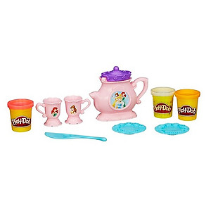 Play-Doh Disney Princess Tea Party Set