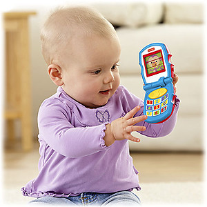 Fisher-Price Friendly Flip Phone