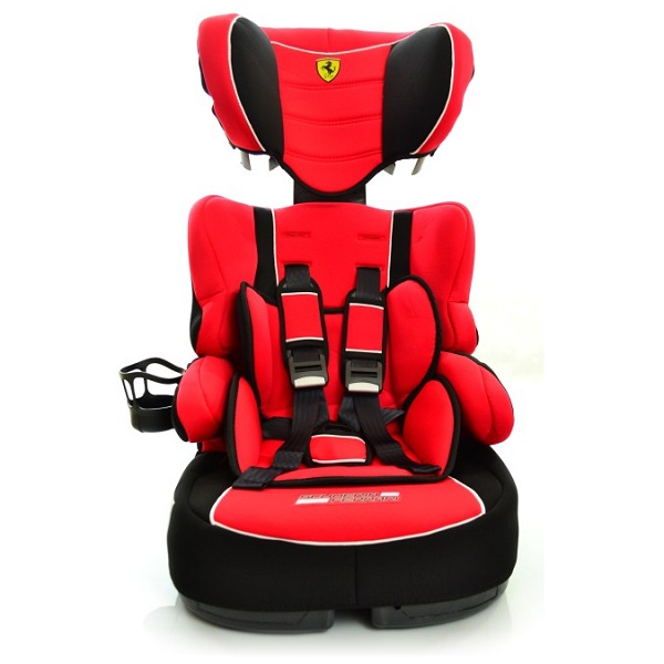 Ferrari Beline  In  Booster Car Seat