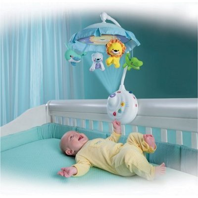 Fisher-Price Precious Planet 2 in 1 Projection Mobile