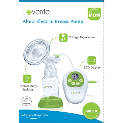 Lavente ALORA Single Electric Breast Pump