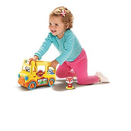 Leap Frog Learning Friends Adventure Bus