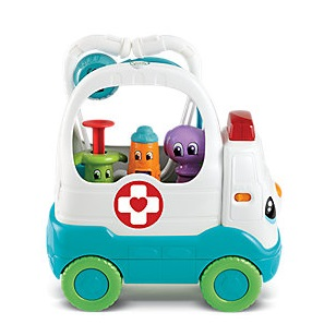 Leap Frog Letter Mobile Med Kit