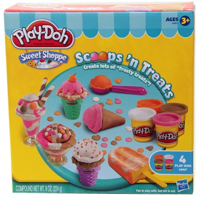 Play-Doh Sweet Shoppe Scoops 'N Treats