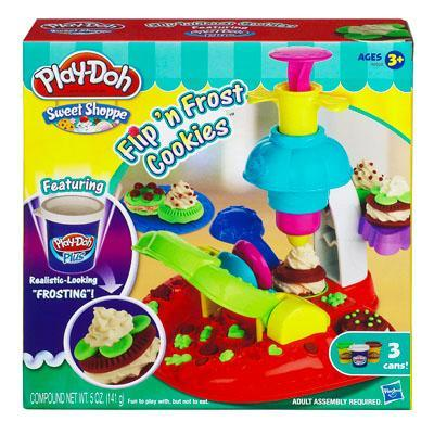 Play-Doh Sweet Shoppe Flip 'n Frost Cookies