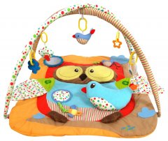 Simple Dimple Happy Owl Activity Playgym