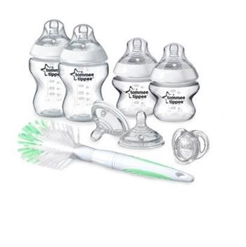 Tomme Tippee Closer To Nature - Newborn Starter Set