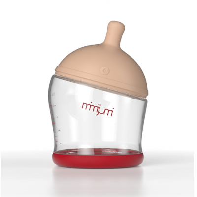 Mimijumi Not So Hungry Bottle 120ml/4oz (1pc)