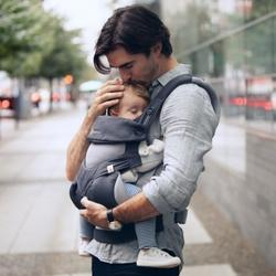 Ergobaby Four Position 360 Carrier  Cool Air Carbon Grey