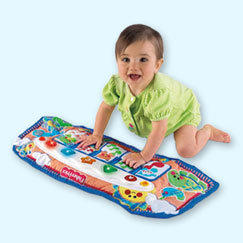 Fisher-Price Link-a-doos Kick & Play Piano