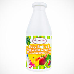 Autumnz Baby Bottle & Vegetable Cleanser (500ml)