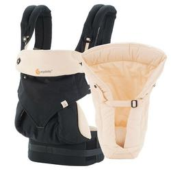 Ergobaby Four Position 360 Collection Bundle Of Joy Black / Camel