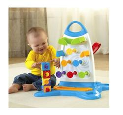 Fisher-Price Roller Blocks Play Wall