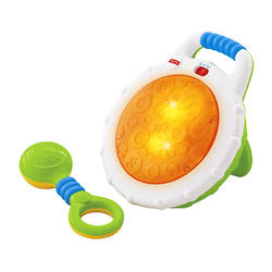 Fisher-Price Jammin' Beats Drum Set