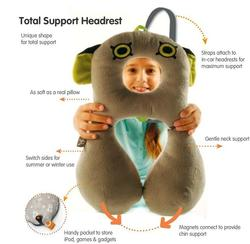 Benbat Travel Friends On The Go Total Head Support Animals (1-4 Years Old)