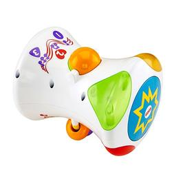 Fisher-Price 2 In 1 Musical Drum Roll