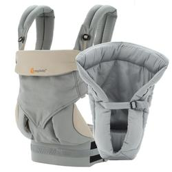 Ergobaby Four Position 360 Collection Bundle Of Joy Grey
