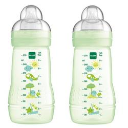 MAM Baby Bottle 270ml (Twin Pack)