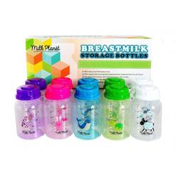 Milk Planet Breastmilk Storage Bottles 10pcs (2 Boxes)