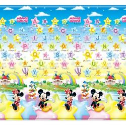 Parklon Playmat PE Roll Mat - Mickey Mouse ABC
