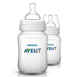 Philips Avent Classic Plus Bottle 260ml/9oz - 2pcs