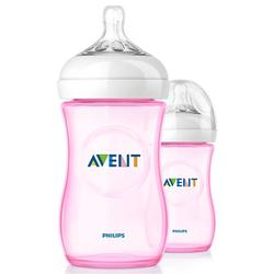 Philips Avent Natural Bottle 260ml/9oz (2pcs) - Tinted