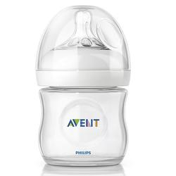 Philips Avent Natural Bottle 125ml/4oz (1pc)