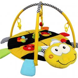 Simple Dimple Friendly Bee Activity Playgym With Pillow