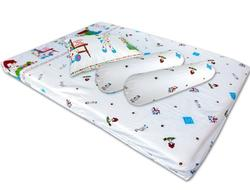Bumble Bee Travel Mattress Set