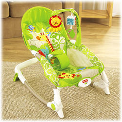 Fisher Price Rainforest Friends Newborn To Toddler