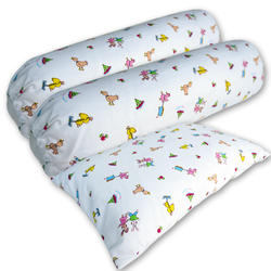 Bumble Bee Pillow & Bolster Set