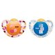 Nuk Latex Soother 0-6m (2pcs) - Pacifier
