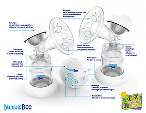 Bumble Bee Mini Ultra Double Pump Package