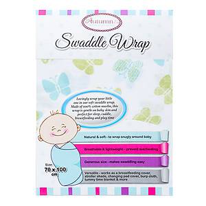 Autumnz Swaddle Wrap (1pc)