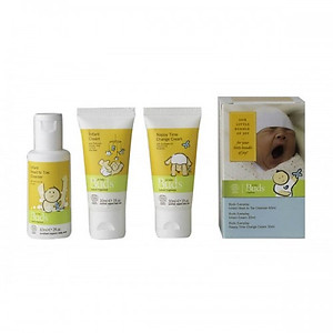 Buds Infant Organics Starter Set