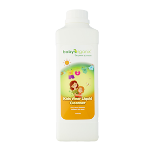 BabyOrganix Kids Wear Liquid Cleanser (1000ml)