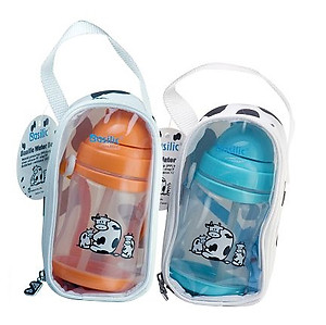 Basilic PP Water Bottle 450ml/15oz (BPA Free) - 1pc