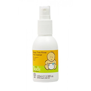 Buds Organics Nappy Time Rinse Free Cleanser 100ml