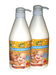 Bumble Bee Baby Safe Liquid Cleanser-750ml (Twin Pack)-Value Buy