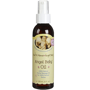 Earth Mama Angel Baby Angel Baby Oil (120ml)