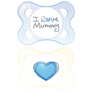 MAM Original Pacifier 2-6 Months - 2pcs (Soother)